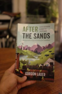 After The Sands by Gordon Laxer. Photo Credit: Nathan Lemphers