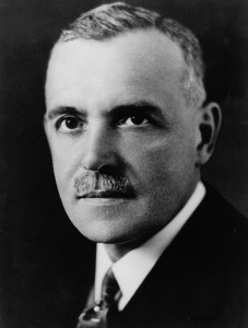 Prime Minister Louis St. Laurent. Photo credit: Library and Archives Canada/MIKAN 3192043